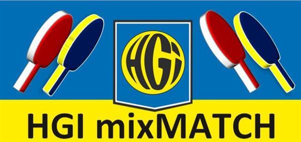 HGI mixMATCH – Senior Doublestævne