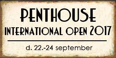 Penthouse International Open 2017