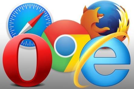 Problemer med internetbrowsere