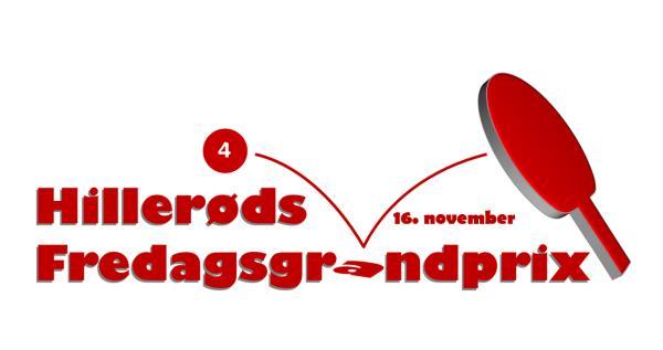 Invitation til 4. runde af Hillerød FredagsGrandprix